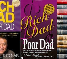 Rich Dad Poor Dad – By Robert kiyosaki