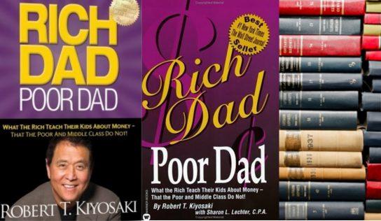 Rich Dad Poor Dad – By Robert kiyosaki