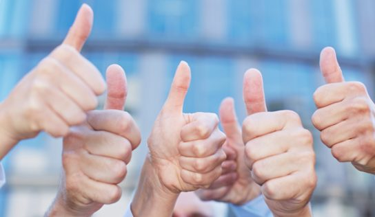 Positive attitudes pay off in network marketing