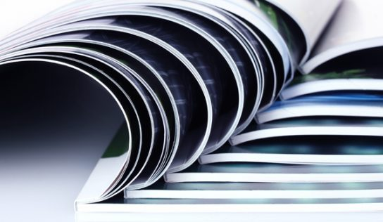 Network marketing brochures and catalogs: Read all about it