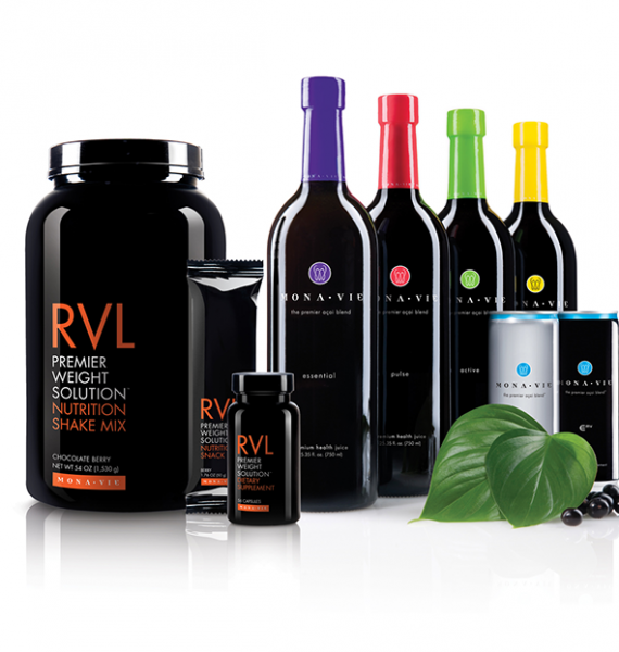 Drink up financial freedom with MonaVie